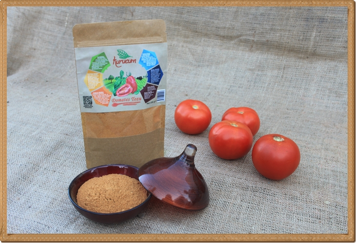Domates Tozu - 100 gram