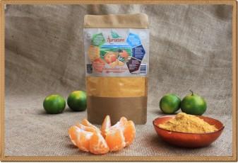 Mandalina Tozu - 50 gram