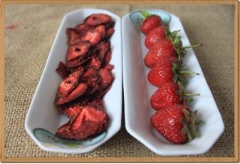 Kuru Çilek -250 gram