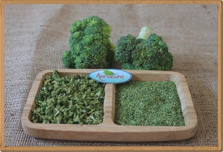Kurutulmuş Brokoli -500 gr