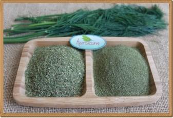 Dereotu Tozu - 500 gram