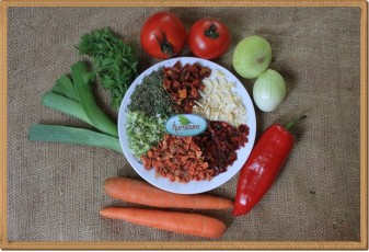 İri Boy Sebze Karışımı-1 kg