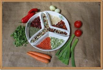 İnce Sebze Karışımı-500 gr