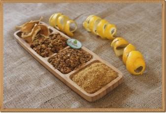 Limon Kabuğu Parça-1 kg