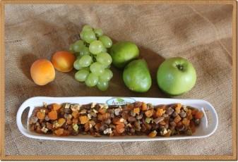 Kuru meyve karışımı - 1 kg