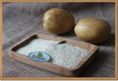 Patates Tozu - 1 kg