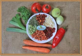 Sebzemiks- Sebze karışımı - 30 gram