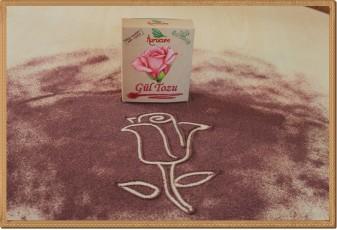 Gül Tozu- 50 gram kutu