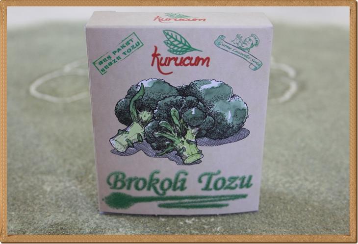 Brokoli Tozu-50 gr