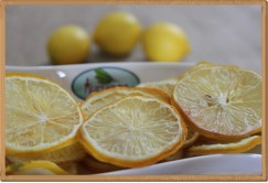 Kurutulmuş Limon - 100 gram